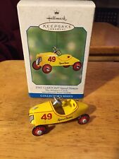 1941 Garton Speed Demon Hallmark 1998 Kiddie Car Classics Diecast Qhg9046