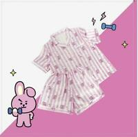BTS - BT21 SUMMER SLEEPWEAR 2PIECE SET(unisex)