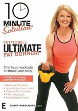 10 Minute Solution: Kettlebell Ultimate Fat Burner! - Kettlebells NEW R4 DVD