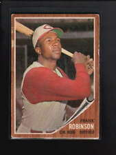 1962 TOPPS #350 FRANK ROBINSON POOR-GOOD D5594