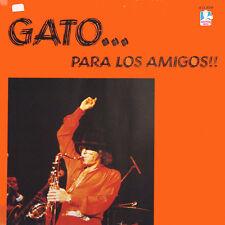 GATO BARBIERI Para Los amigos FR Press Rça W2X39204 1983 2 LP's