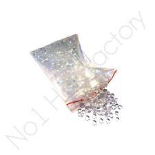 Hair Extensions  Clear Keratin Grain Beads Granules Glue Pellets Pot 100g