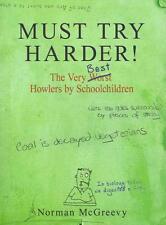 Must Try Harder! von Norman McGreevy (2007, Taschenbuch)