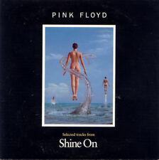 Pink Floyd, Shine On, NEW* RARE UK promo album sampler CD