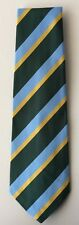 Vintage Cricket Tie Identification Unknown Number 1