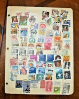 CatalinaStamps: US Stamp Collection in 9 Stock Pages , 530 Stamps, Lot E