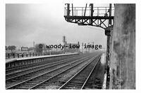 bb0681 - Broomfleet Railway Station in 1961 , Yorkshire - photograph