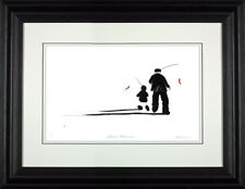 Mackenzie Thorpe Sweet Memories Framed Limited Edition Giclee