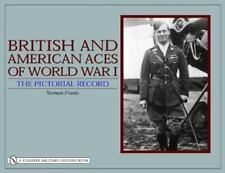 Book - British and American Aces of World War I: The Pictorial Record