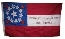 3x5 Embroidered 10th Texas Cavalry Regiment 600D 2ply Nylon Flag 3'x5'