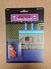 Super Secret Fun Club NES Freddy Krueger Figure LtdEd Nightmare Elm Street 8-bit