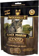Wolfsblut Black Marsh Cracker / Wasserbüffel -225g- Hypoallergen / Getreidefrei