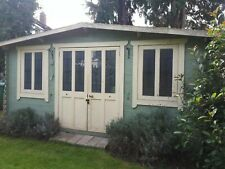 More details for log cabin