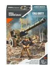 Mega Construx ANTI-TANK GUN Call Of Duty Building Kit FMG08
