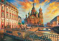 San Petersburgo puzzle 1500 piezas Educa 18501