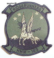 US.Marines Helicopter Squadron Cloth Badge / Patch (S7)