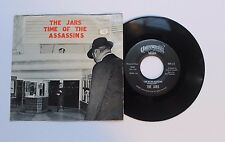 THE JARS Time Of The Assassin 45 Universal Rec. RON1 US 1980 VG++ PIC SLEEVE