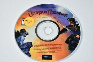 Ominous Horizons - A Paladin's Calling [video game] Disc Only