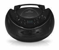 Memorex MP3221 CD/Line-in Jack/CD-RW Playback/Radio/CD-R Playback Boombox