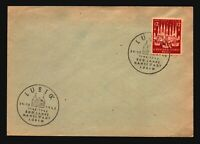 Germany 1943 Lubeck Event Cover - Z16761