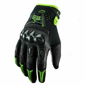 FOX Gloves Bomber MX Motocross Enduro Mountain Bike BMX MTB Full Finger Gloves