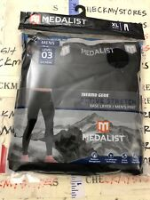 NEW MEDALIST Men's Thermo-Gear Level 3  active stretch BASE  Layer PANT SZ XL