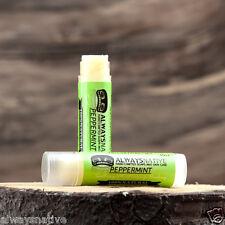 Peppermint, 100% Natural Lip Balm, Beeswax, 0.15 oz.,Burt's Bees (4 Count)