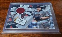 ZACK GREINKE RELIC GAME USED JERSEY 2019 TOPPS HOLIDAY MEGA #WHR-ZG