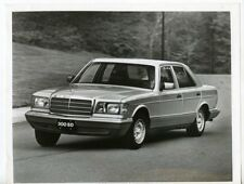 Mercedes Benz 300 SD Vintage Photo Foto 1980