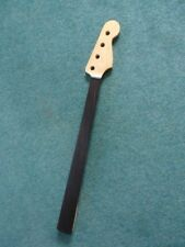 Allparts Lic by Fender Fretless Jazz or Precision bass neck with ebony board