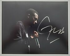 GZA Signed 8x10 Photo The Genius Wu-Tang Clan Rap Rapper Hip Hop LEGEND RAD