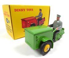 Triporteur vert - Three Wheeled - DINKY TOYS DeAgostini VOITURE MINIATURE 14