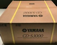 Yamaha CD-S3000SL Natural Sound SACD / DAC / CD Player Silver BRAND NEW FACTORY