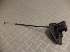 BMW F650CS, F650 CS C seat catch with cable