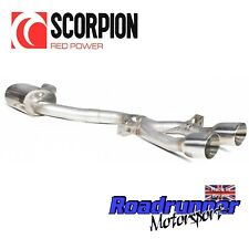 Scorpion Exhaust Seat Leon Cupra R 2.0TSi 265BHP Cat Back System Non Res SSTS009