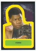 2015 Star Wars Journey To The Force Awakens Character Sticker S-5 Finn Topps