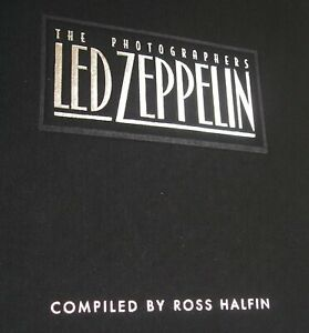 Photographer's Led Zeppelin First edition COMPLETE & NEW