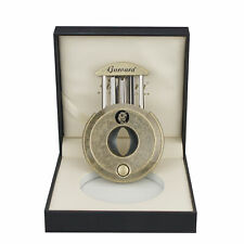 Stainless Steel v-cut Cigar Cutter Guillotine Cut Blade Exquisite gift box