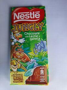 Tableta Chocolate Nestlé jungly