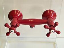 """Grifería ducha rojo (ral3003 ), de ducha, Grifo dos grifos, """" ELK """""""