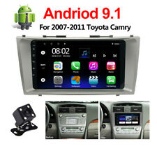 For 2007-2011 Toyota Camry 9' Android 9.1 WiFi Gps Navigation Car Stereo Radio
