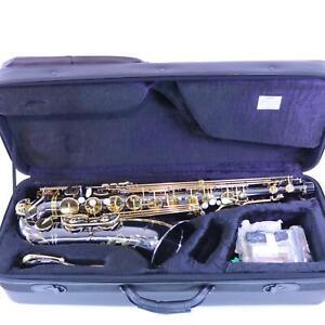 Selmer Model STS280RB 'La Voix' Tenor Saxophone in Black Lacquer MINT CONDITION