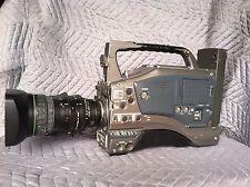 JVC GY-DV5000U mit Canon 16x Lens [siehe Zustandsbeschreibung]