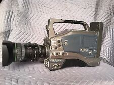 JVC GY-DV5000U w/ Canon 16x lens [See Condition Description]