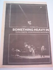 LED ZEPPELIN Live in Copenhagen 1979 2 page  UK  ARTICLE / clipping