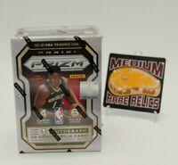 (1) 2020-2021 Panini NBA Prizm Basketball Blaster Box Factory Sealed Zion