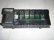 New Koyo D2-06BDC-1 Direct Direct Logic 205 P/NR 085254 Base With Power Supply B