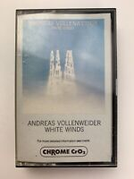 Andreas Vollenweider White Winds (Cassette)
