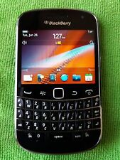 Network Unlocked BlackBerry Bold 9900 EXCELLENT Con (ANY SIM CARD Worldwide)
