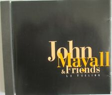 "JOHN MAYALL AND FRIENDS (ERIC CLAPTON) - CD ""THE GREAT"" FRANCE PROMO SLEEVE"